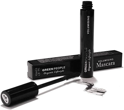 Green People Volumising Mascara - Brown/Black