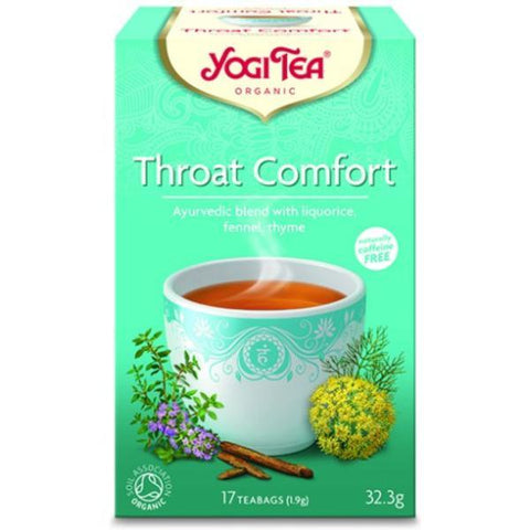 Yogi Tea Throat Comfort 15 Bag