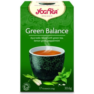 Yogi Tea Green Balance 15 Bag