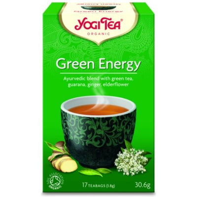 Yogi Tea Green Energy 15 Bag