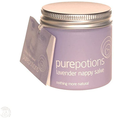 Purepotions Baby Lavender Nappy Salve 50ml