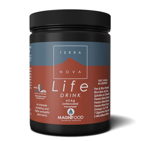 Terranova Life Drink (Unflavoured) 454g