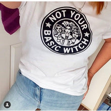 NOT YOUR BASIC WITCH TEE