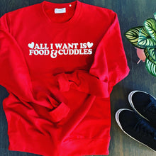 FOOD & CUDDLES SWEATER