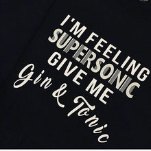 SUPERSONIC GIN & TONIC SWEATER
