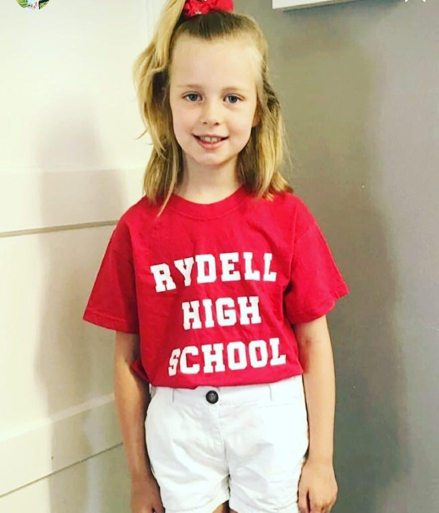RYDELL HIGH SCHOOL KIDS TEE