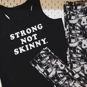 Strong not Skinny Gym Set