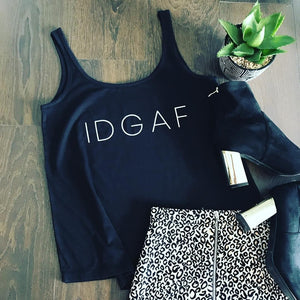 IDGAF (I don't give a f*ck) Vest