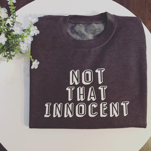 Not That Innocent Sweater
