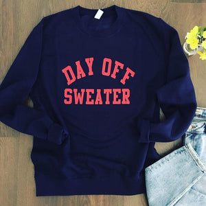 DAY OFF SWEATER