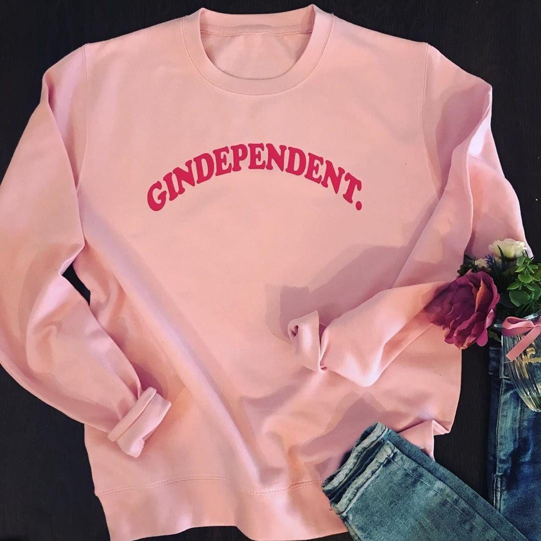 GINDEPENDENT SWEATER
