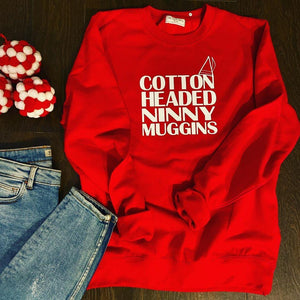 COTTON HEADED NINNY MUGGINS SWEATER