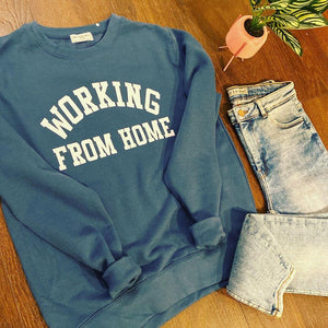 WORKING FROM HOME SWEATER