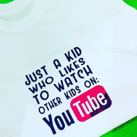 YouTube Kids Tee
