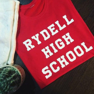 RYDELL HIGH SCHOOL TEE