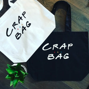 CRAP BAG SHOPPER