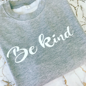 be kind jumper by the paper press Ireland