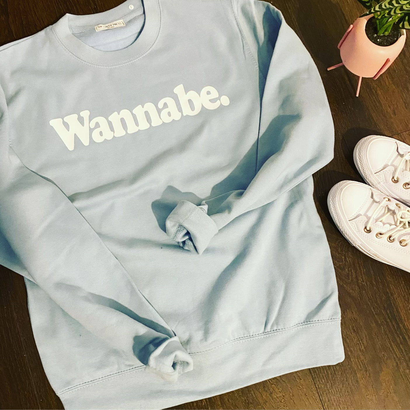 WANNABE SWEATER