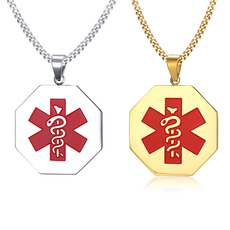 Emergency medical alert necklace my deal searcher emergency medical alert necklace aloadofball Image collections