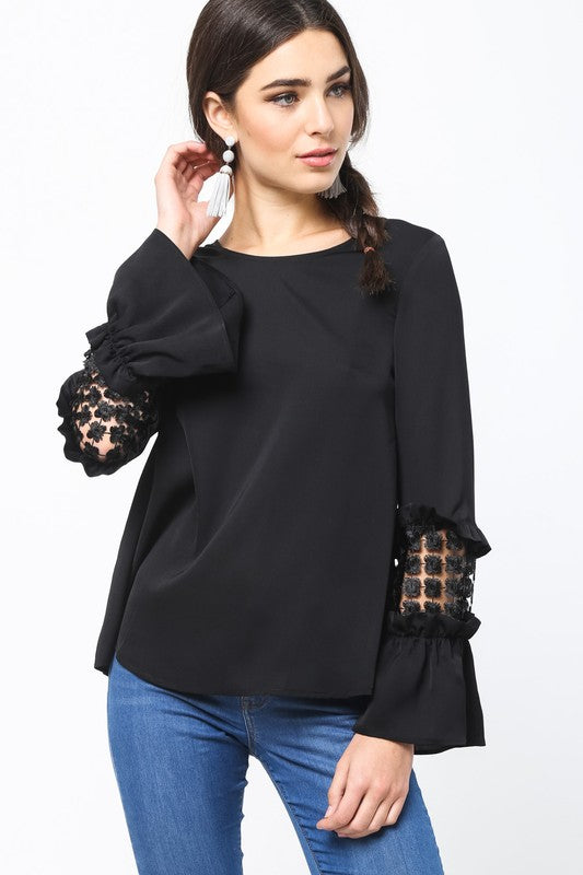 All In The Details Blouse