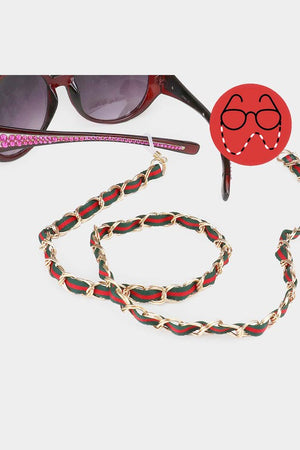Not Your Gucci Sunglasses Chain