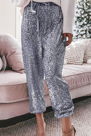 Seeing Sequins Jogger Pant