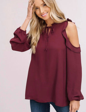Fun & Flirty Blouse
