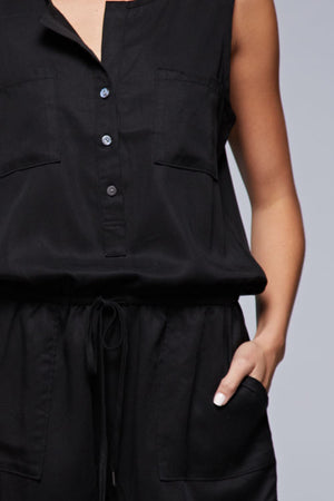 Black Out Romper
