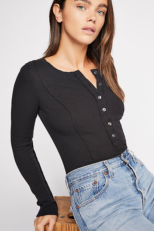 Free People Frankie Bodysuit