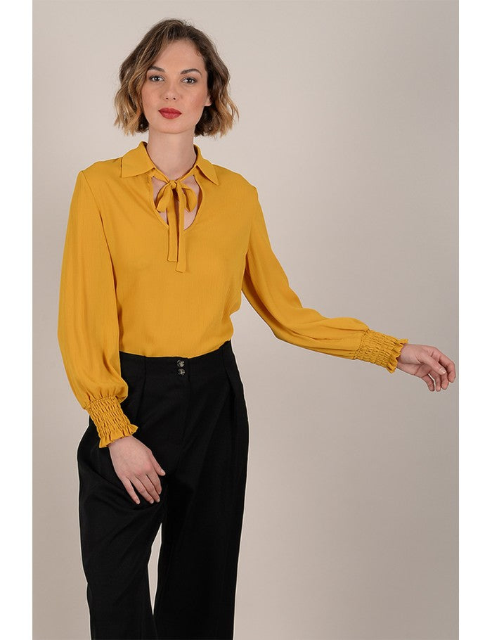 All The Fall Things Blouse