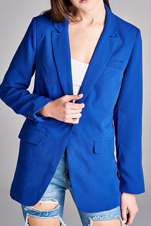Royal Boyfriend Blazer