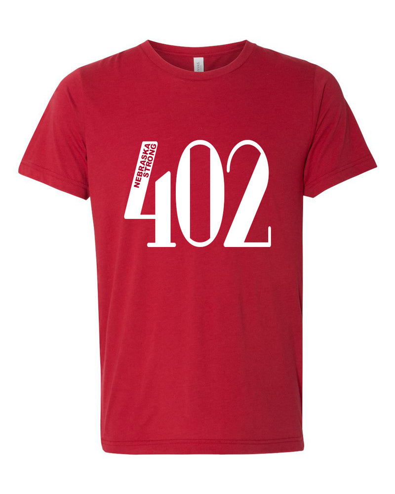 402 NEBRASKA STRONG TSHIRT