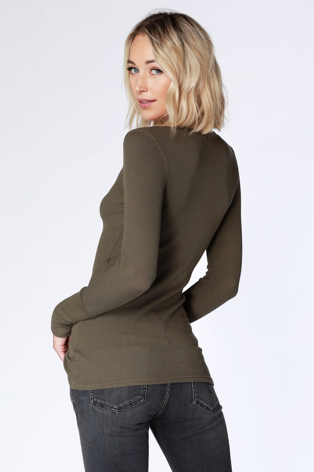Bobi Scoop Neck Thermal