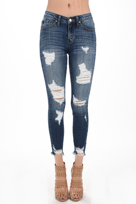 Kancan Carrie Ankle Skinny
