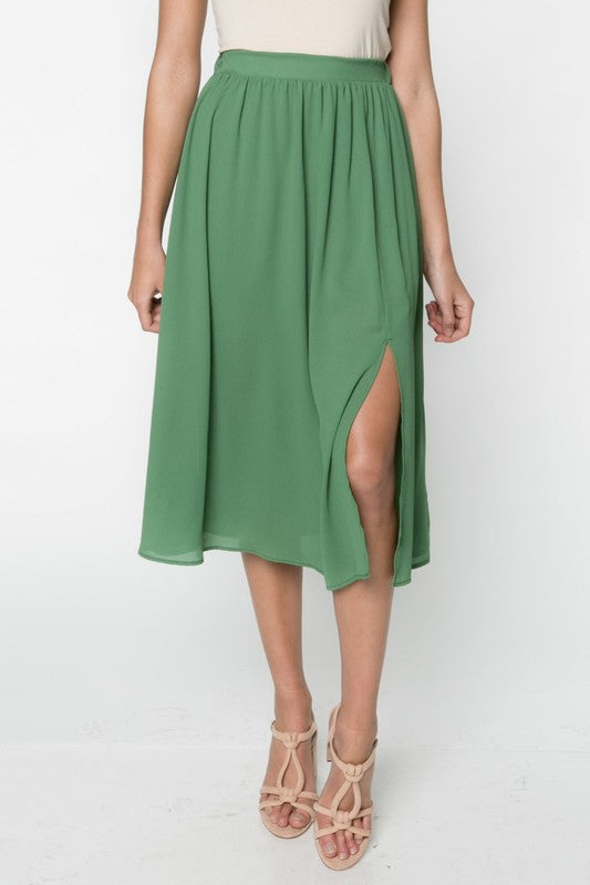Green Queen Skirt