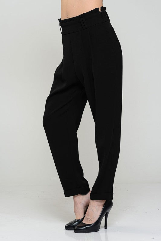 The Willow Pant in Black