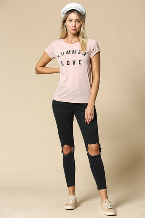 Summer Love Graphic Tee