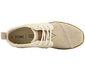 TOMS Natural Plush Faux Shearling Women's Bota Shoes Price