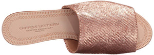 Kristin Cavallari for Chinese Laundry Bahiti Rose Gold Slide
