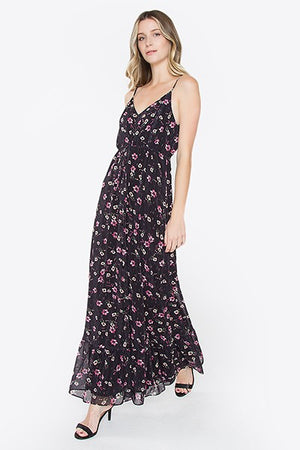 Summer Nights Floral Maxi