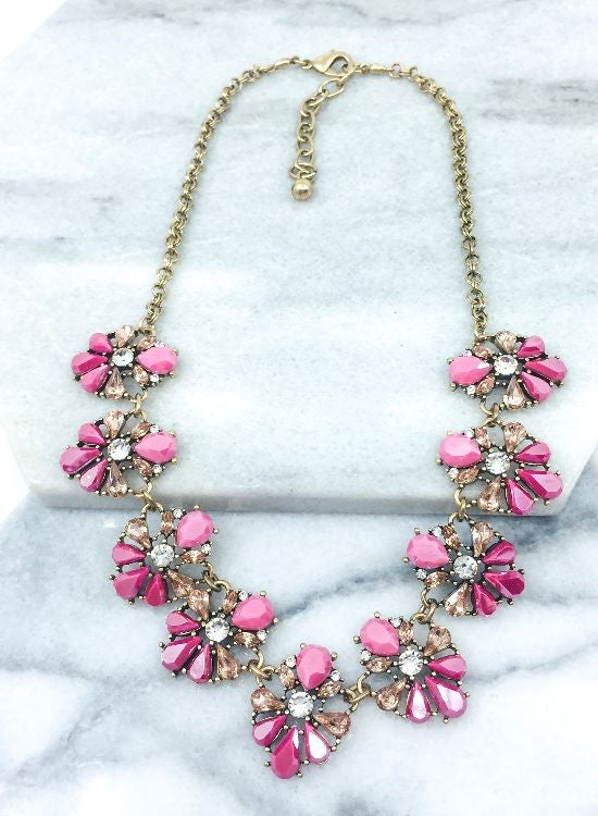 Spring Statement Necklace