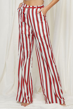 Making a Statement Woven Pant