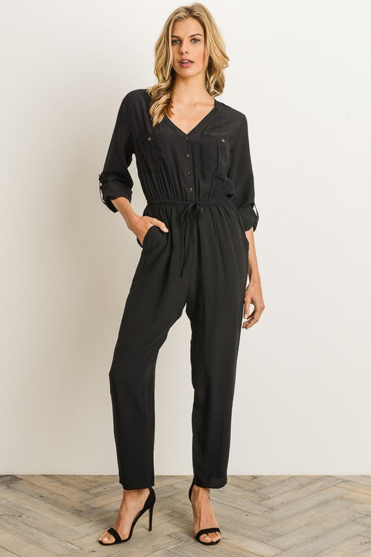 Love & Chic Jumpsuit