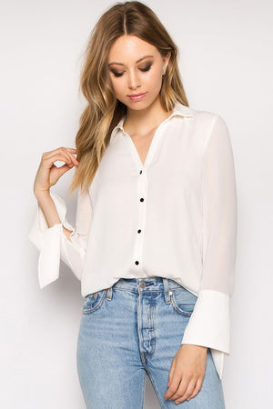 Sheer Love Blouse