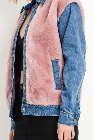 Jessie's Girl Denim Jacket