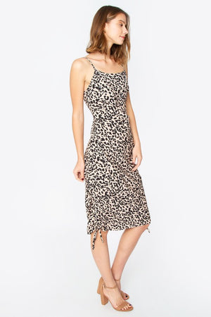 Wild For You Leopard Dress