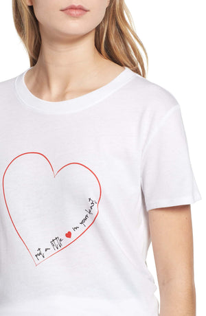 Sub_Urban Riot Put Love In Your Heart Graphic Tee