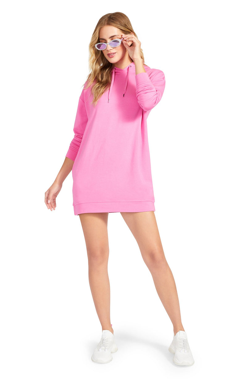 Leave Room Tunic Hoodie by BB Dakota