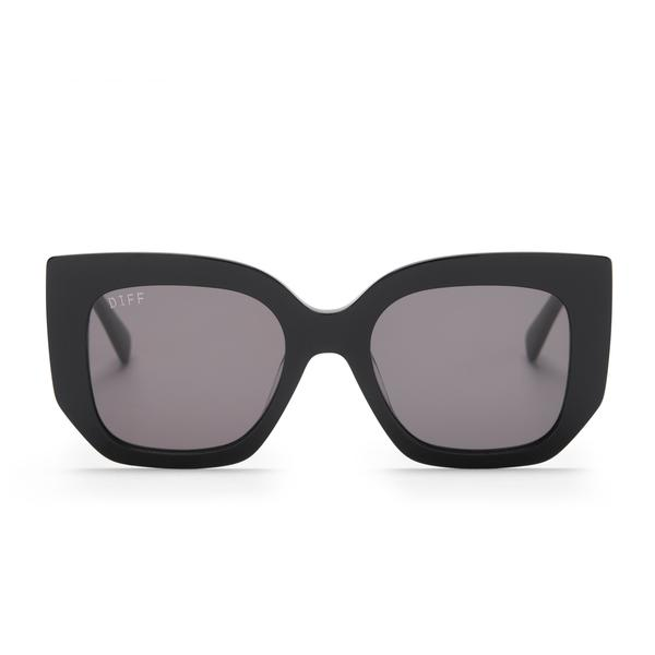 Uncommon James X DIFF Eyewear Retro in Black