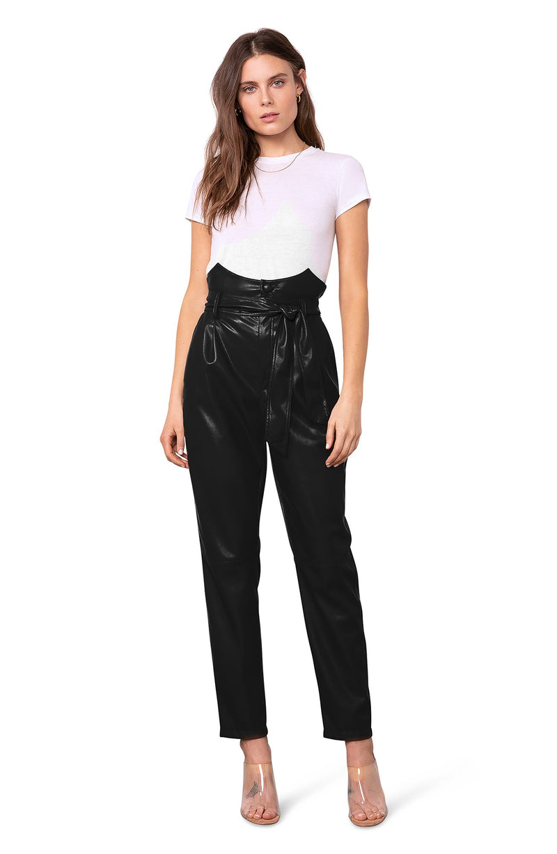 Faux My Darling Vegan Leather Pant by BB Dakota